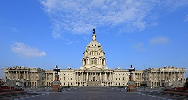 The U.S. Capitol - WIKIMEDIA COMMONS / MARTIN FALBISONER
