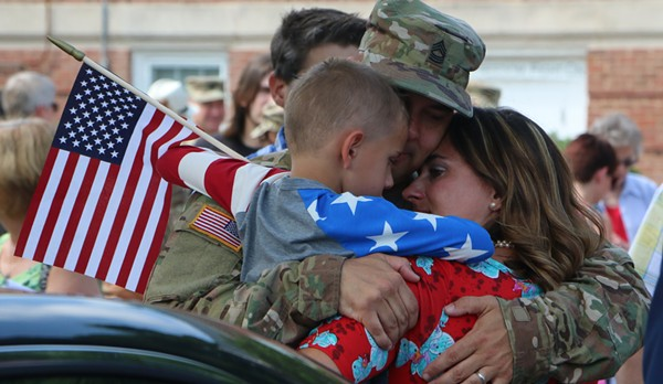 FLICKR / THE NATIONAL GUARD