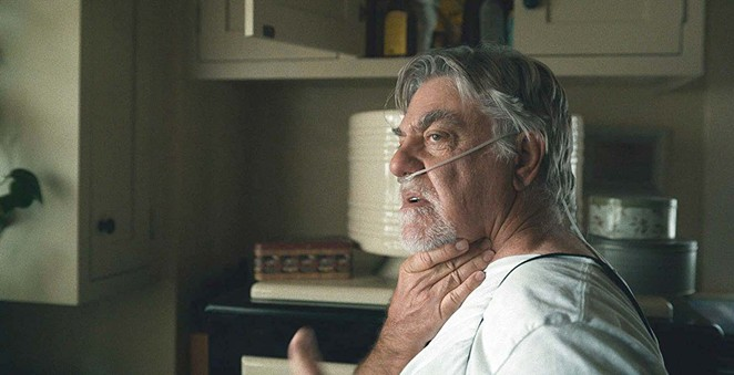 San Antonio native Bruce McGill in Waiting Game - COURTESY OF KINOGO PICTURES