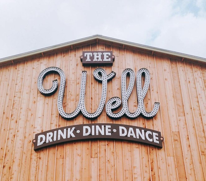 FACEBOOK / THE WELL
