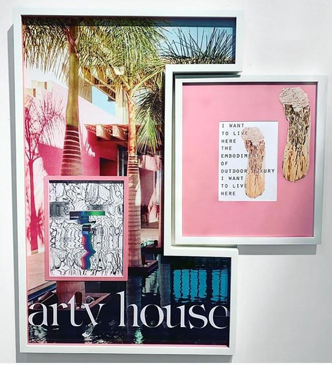 The Embodiment of Outdoor Luxury, Alissa Polan - COURTESY OF CLAMP LIGHT ARTIST STUDIOS & GALLERY