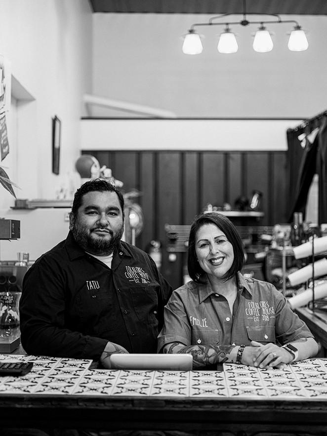 Entrepreneurs Emilie & Tatu Herrera - JOSH HUSKIN