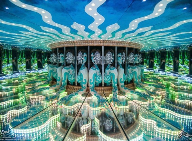 Infinity Boxes, Matt Elson - COURTESY OF HOPSCOTCH