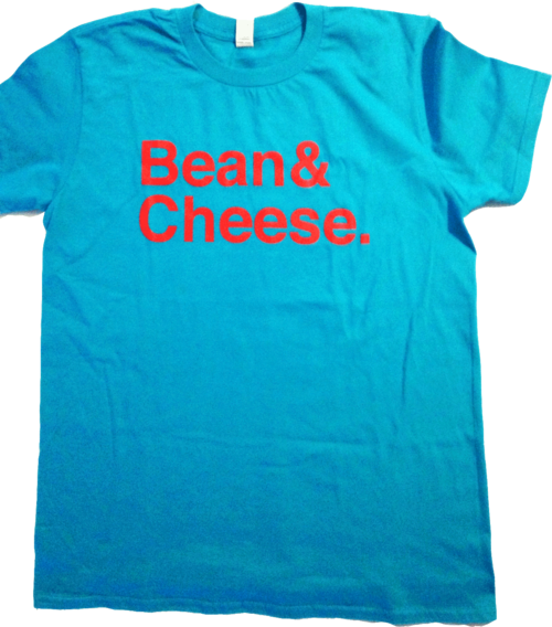 I'd eat this shirt if I could. - BARBACOAPPAREL