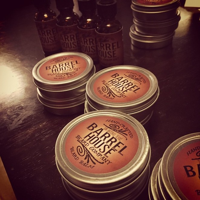 Keeping pops smelling fresh is always important. - BARREL HOUSE BEARD CO.