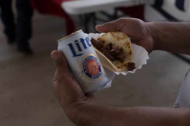 Tacos and Beer: A Perfect Father's Day - COURTESY