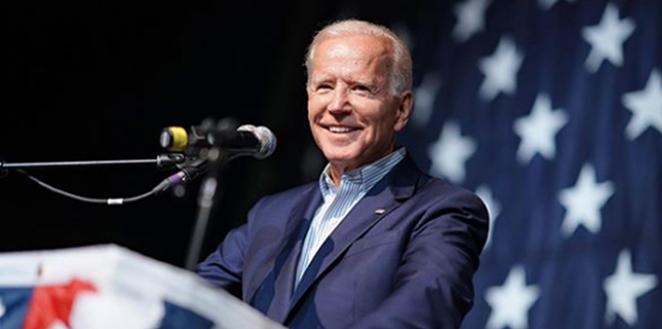Joe Biden's recent hires include staffers with ties to San Antonio's Julián Castro and Diego Bernal. - INSTAGRAM / JOEBIDEN