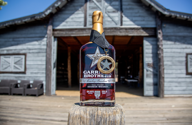 COURTESY OF GARRISON BROTHERS DISTILLERY
