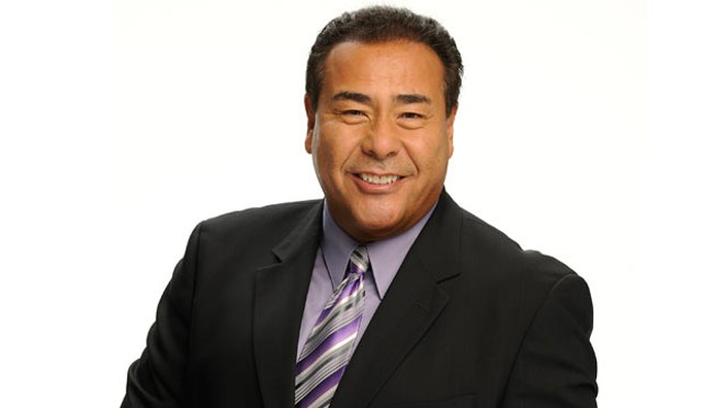 """San Antonio's own John Quiñones, will have a book signing for his new book, """"What Would You Do?"""". - ABC NEWS"""