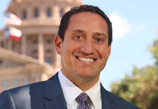 Trey Martinez Fischer was named one of Texas' ten best legislators for the 2015 session by Texas Monthly. - TREY MARTINEZ FISCHER/FACEBOOK
