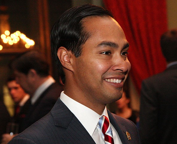 A senior advisor of HUD Secretary Julian Castro will join Hillary Clinton's presidential campaign. - WIKIMEDIA COMMONS