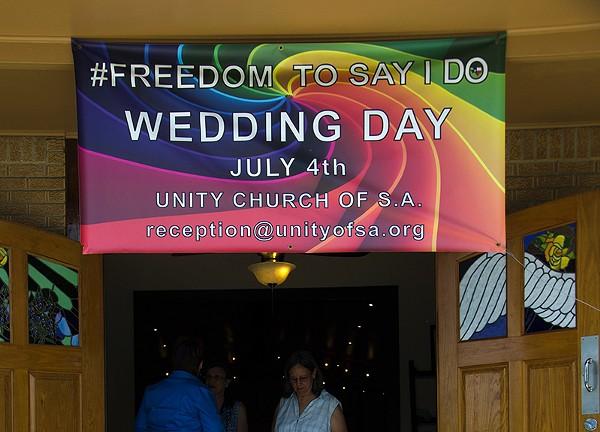 Unity Church of San Antonio - ALBERT SALAZAR