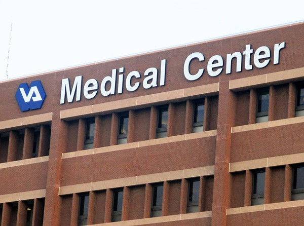 Audie L. Murphy VA Hospital in San Antonio - COURTESY