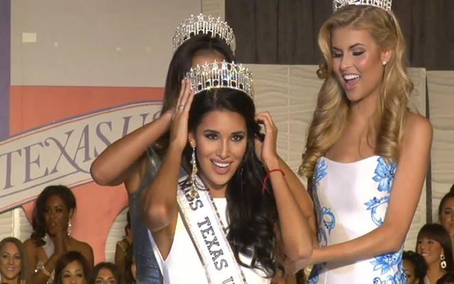 Miss Texas Ylianna Guerra - COURTESY