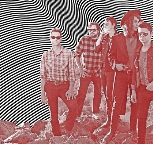 Arizona quintet (sometimes more) Destruction Unit - COURTESY