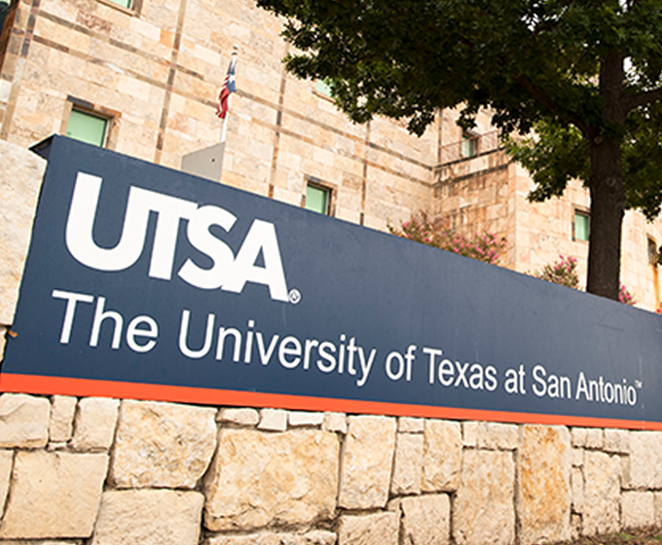 FACEBOOK/ UNIVERSITY OF TEXAS AT SAN ANTONIO