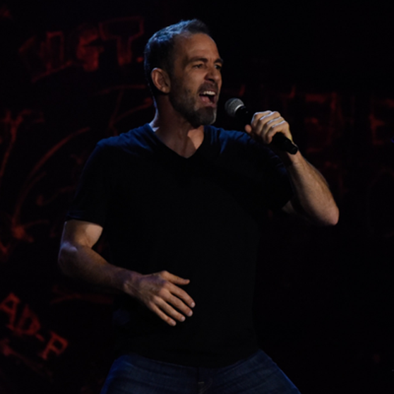 Bryan Callen, recently accused of sexual misconduct in an LA Times story, is scheduled to perform in Addison in late October. - TWITTER / @BRYANCALLEN