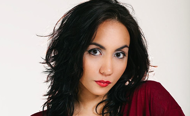 Nina Diaz is playing the newly reopened Limelight - COURTESY