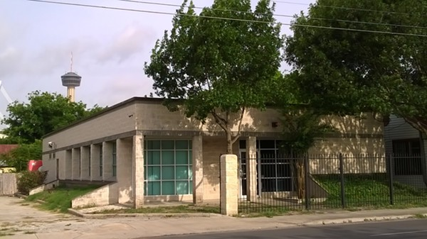 The San Antonio AIDS Foundation's office has a new location. - COURTESY