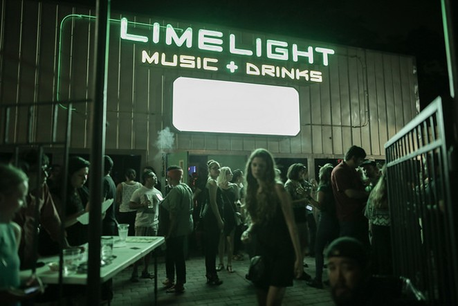 Limelight reopened on Thursday for a preview party. - LINDA ROMERO