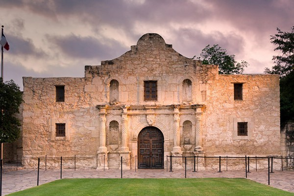 Somehow, some folks still think that the United Nations might take over The Alamo. - THE ALAMO/FACEBOOK