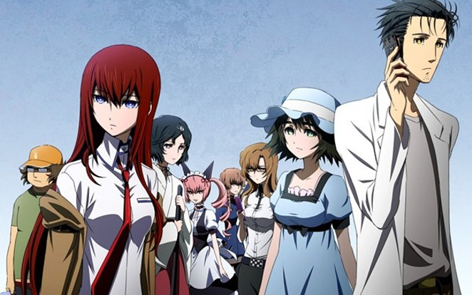 Steins;Gate - COURTESY