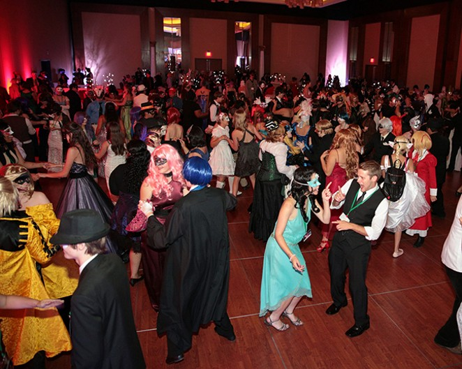 Masquerade Ball - SA CURRENT