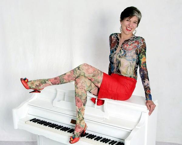 Marcia Ball - COURTESY