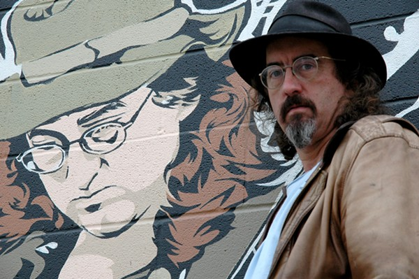 James McMurtry - COURTESY