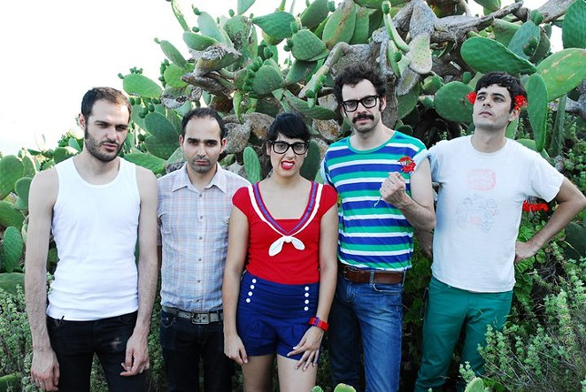 Juanita y Los Feos - COURTESY