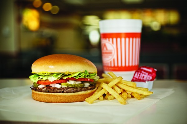 Get your hands on very large Whataburger items at a reduced rate on Saturday. - COURTESY