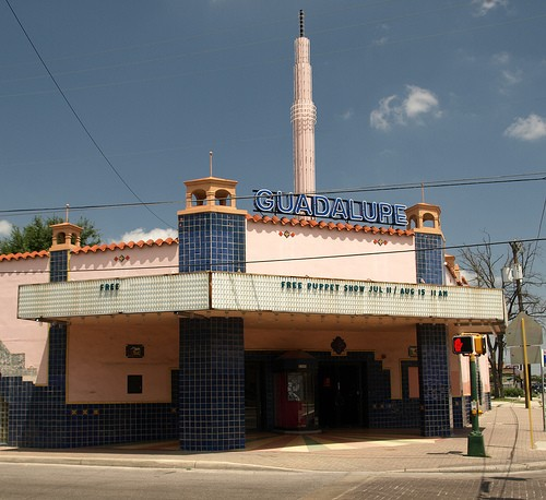 The Guadalupe Theater, located at 723 S. Brazos St. - SAN ANTONIO CURRENT