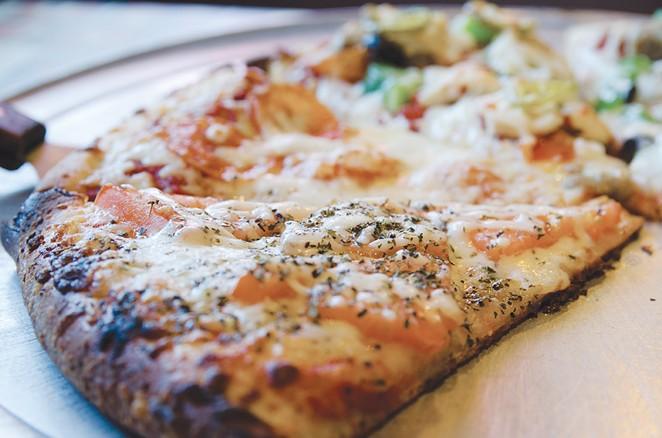 Pizza Italia - JAIME MONZON
