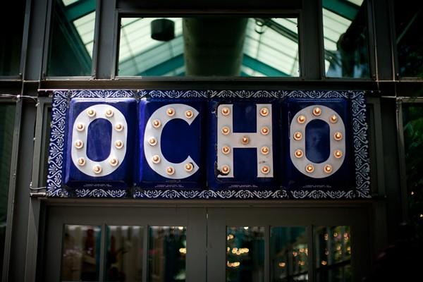 OCHO/FACEBOOK