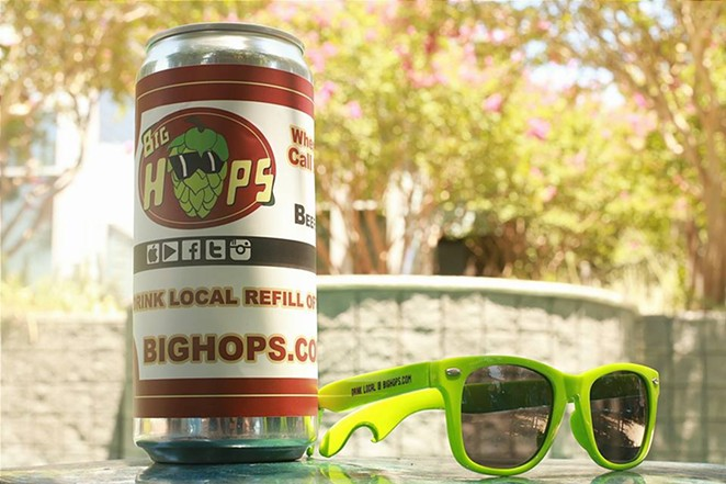 You've got a limited time to grab this pack. - BIG HOPS GROWLER STATION/FACEBOOK
