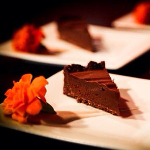Chocolate Tart. - ONE LUCKY DUCK/FACEBOOK
