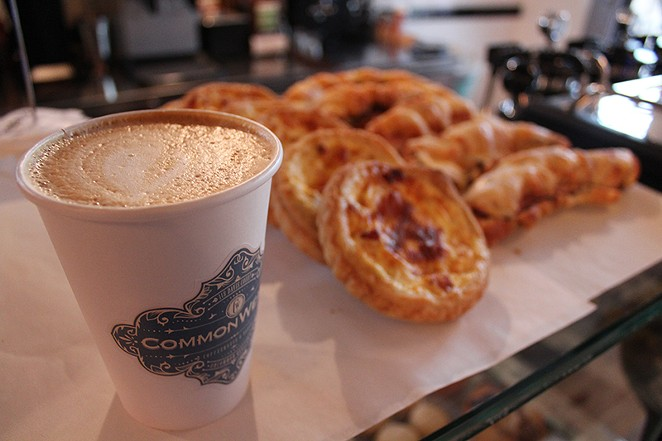 Commonwealth Coffee - MELANIE ROBINSON