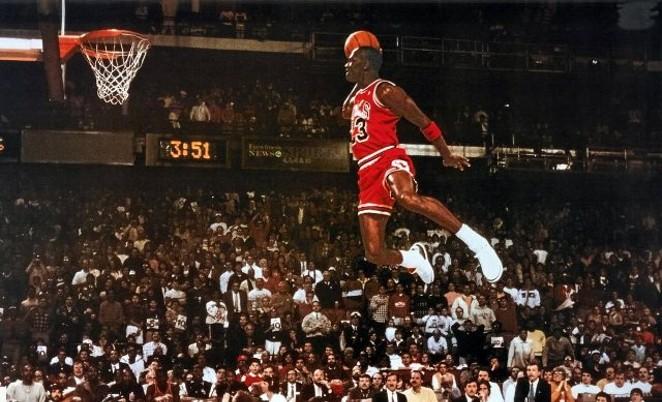 Michael Jordan's profits are soaring like the '88 Dunk Contest - VIA FLICKR