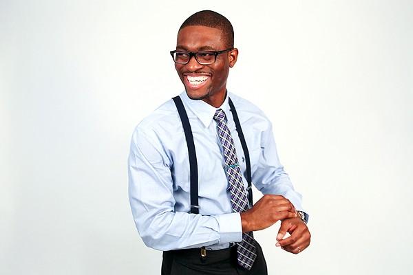 Uchennaya Obga studied engineering and now works in marketing. - COURTESY