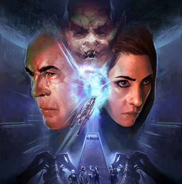 Featured film Star Trek: Renegades - COURTESY