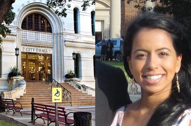 Kiran Bains is City of San Antonio's new diversity officer. - COURTESY/LINKEDIN