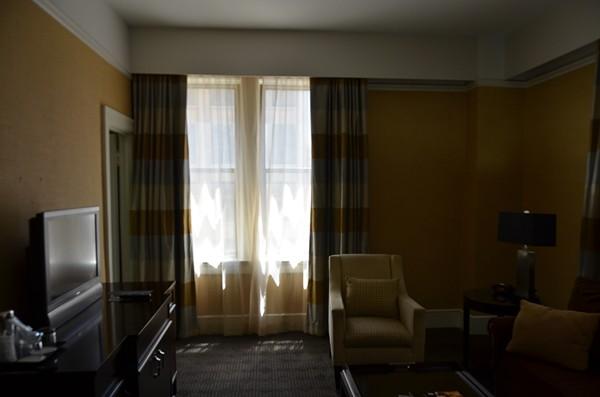A seemingly normal room 414 ... or is it? - MATT STIEB