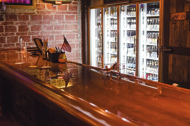 The beer selection will fit both newbie and seasoned beer lovers. - JAIME MONZON
