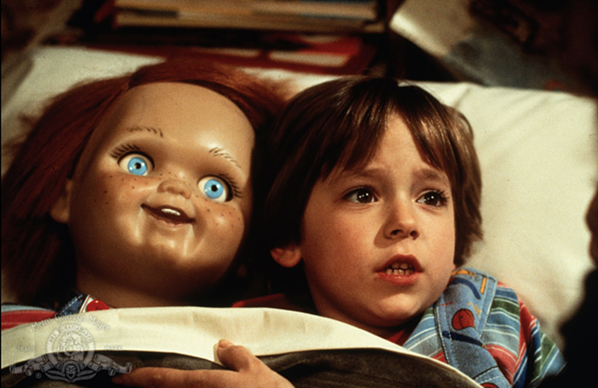 Andy Vincent in Child's Play (1988) - WARNER BROS. HOME ENTERTAINMENT