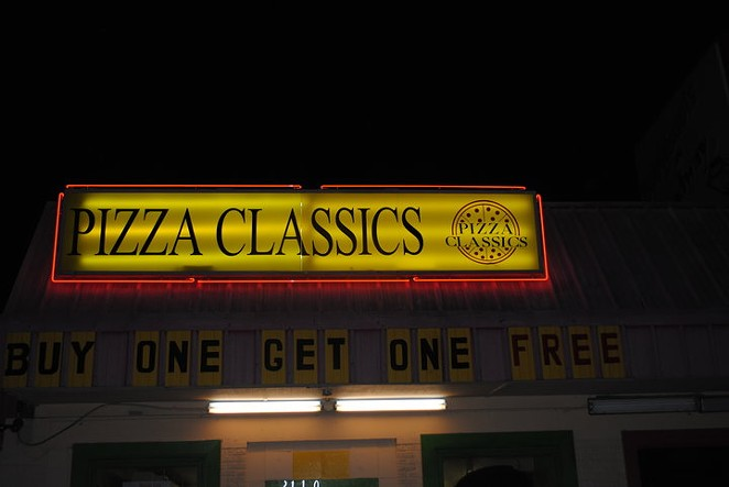 If you ever have the munchies for late night pizza, Pizza Classics can't be beat with their central Pearl location and 2:30 a.m. delivery. - PIZZA CLASSICS/FACEBOOK