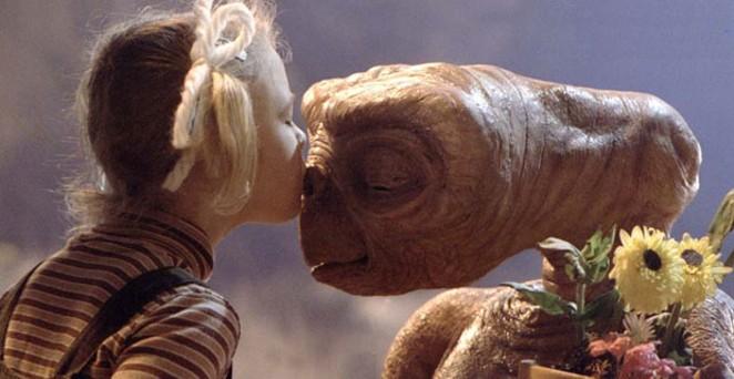 E.T. - COURTESY