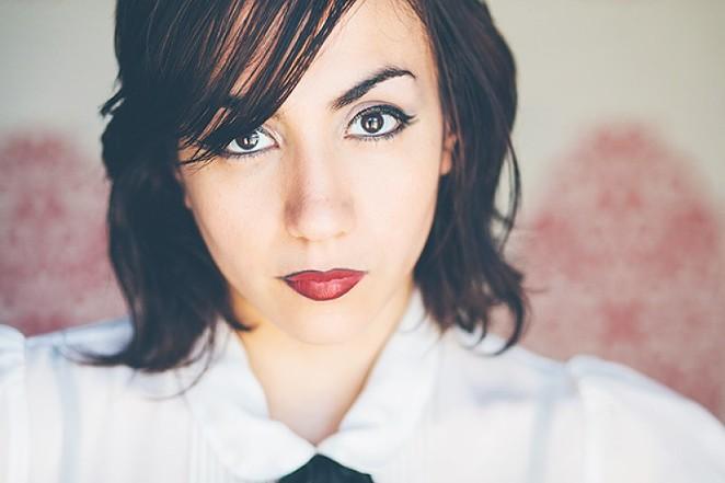 San Anto songwriter Nina Diaz