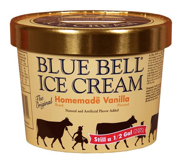 Blue Bell is on its way back. Will you be a paying customer? - COURTESY