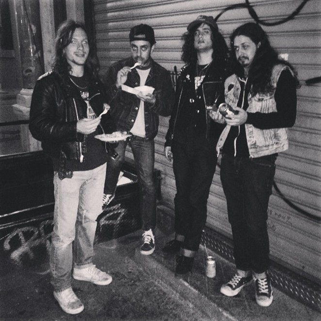 New York quartet Dirty Fences - COURTESY