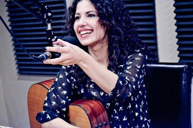 Jeannette Muniz, host of KRTU's Live and Local - JEANETTE MUNIZ/FACEBOOK